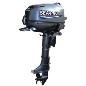 Четырехтактный лодочный мотор Sea-Pro F 6S