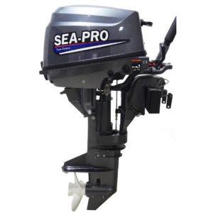 Четырехтактный лодочный мотор Sea-Pro F 9.8S