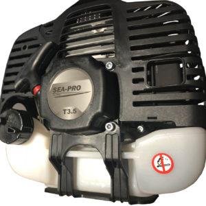 Двухтактный лодочный мотор Sea-Pro T 3.5S