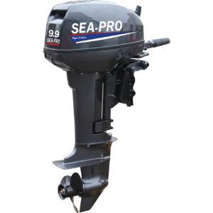 Двухтактный лодочный мотор Sea-Pro ОТН 9.9S
