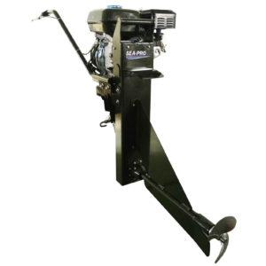 Болотоходный четырехтактный мотор Sea-Pro SMF-6