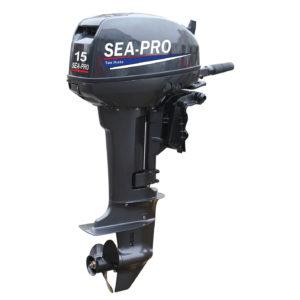 Двухтактный лодочный мотор Sea-Pro Т 15S