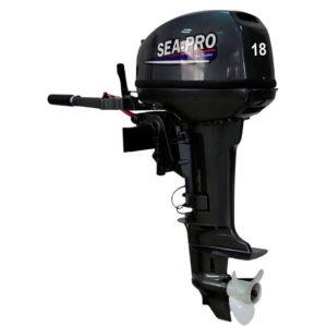 Двухтактный лодочный мотор Sea-Pro T 18S