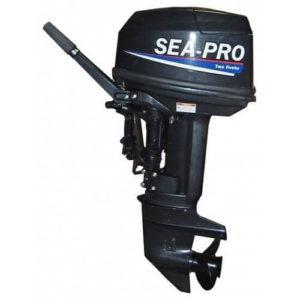 Двухтактный лодочный мотор Sea-Pro Т 40JS (Водометный)