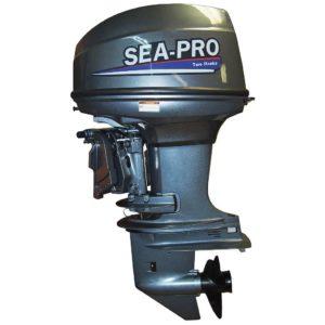 Двухтактный лодочный мотор Sea-Pro Т 40S&E