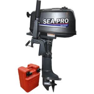 Двухтактный лодочный мотор Sea-Pro T 5S