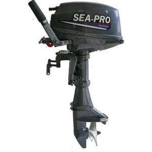 Двухтактный лодочный мотор Sea-Pro T 8S
