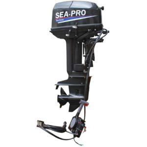 Двухтактный лодочный мотор Sea-Pro T 25S&E