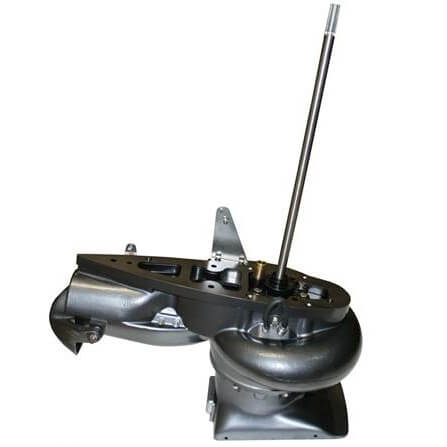 Водометная насадка Sea-Pro WТ30